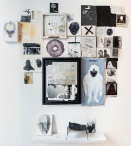 Emanuele Ravagnani Installation 2017