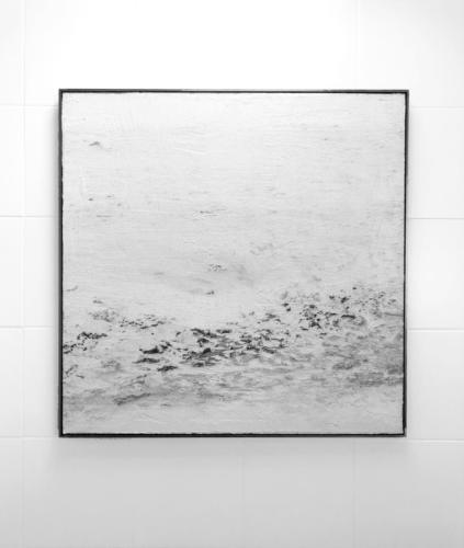 Serie: Bianco Deserto - Titolo UNTITLED 2017