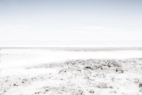 Serie: Bianco Deserto - Titolo UNTITLED 11 2017
