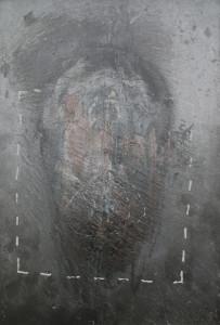 Emanuele Ravagnani Slate 1 2018 32x22cm
