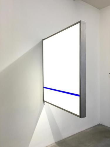 Serie : Seguindo Uma LinhaTitolo: Verticale Blue